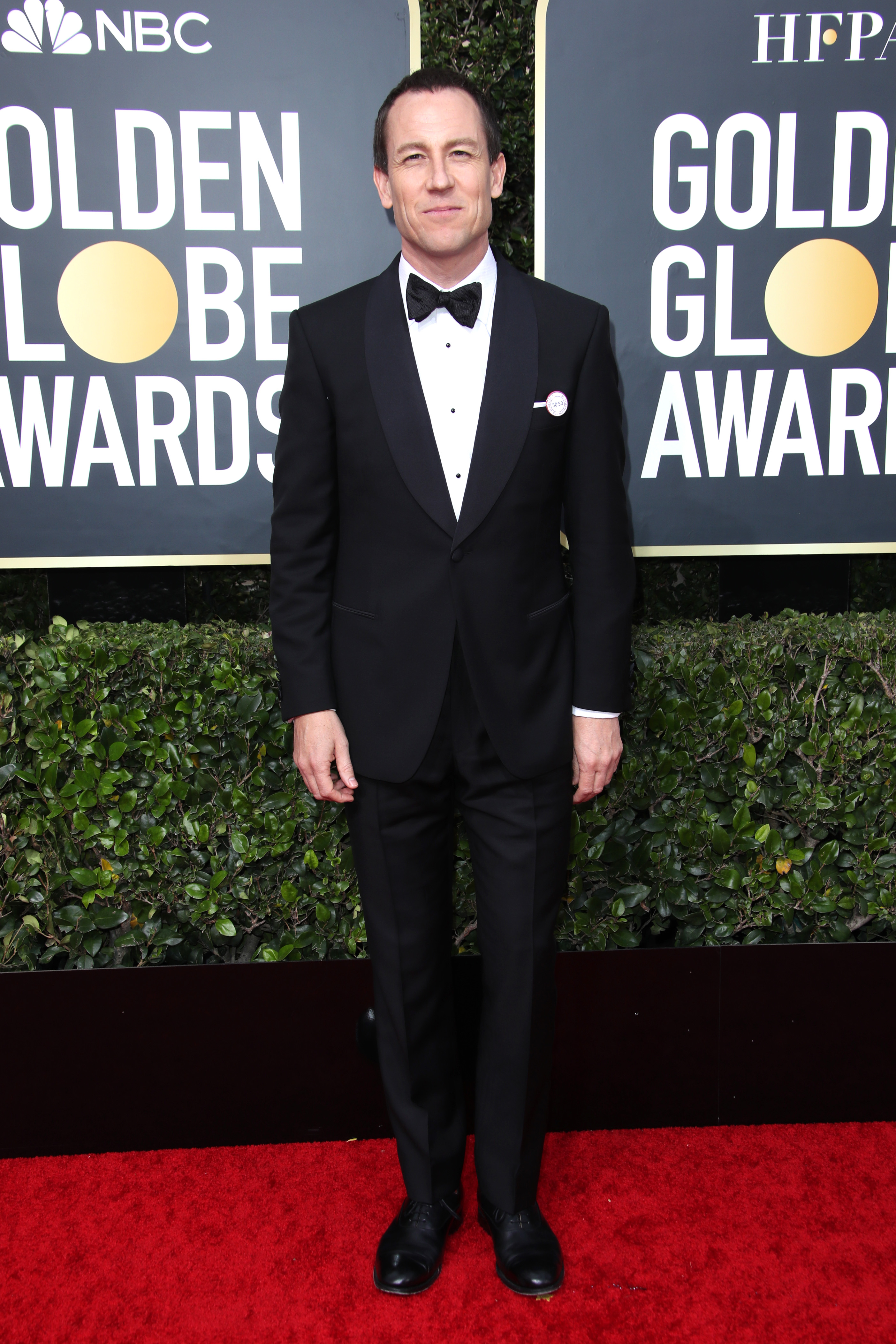 Tobias Menzies77th Annual Golden Globe Awards, Arrivals, Los Angeles, USA - 05 Jan 2020