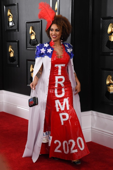 Joy Villa62nd Annual Grammy Awards, Arrivals, Los Angeles, USA - 26 Jan 2020