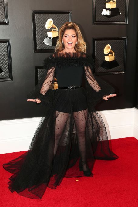 Shania Twain 62nd Annual Grammy Awards, Arrivals, Los Angeles, USA - 26 Jan 2020