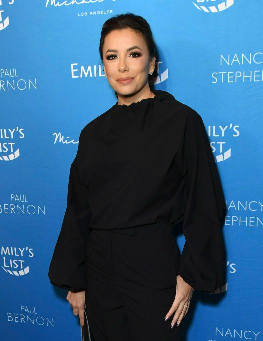 Eva Longoria at EMILY's List Brunch and Panel Discussion, 'Defining Women' in Los Angeles on February 3rd.