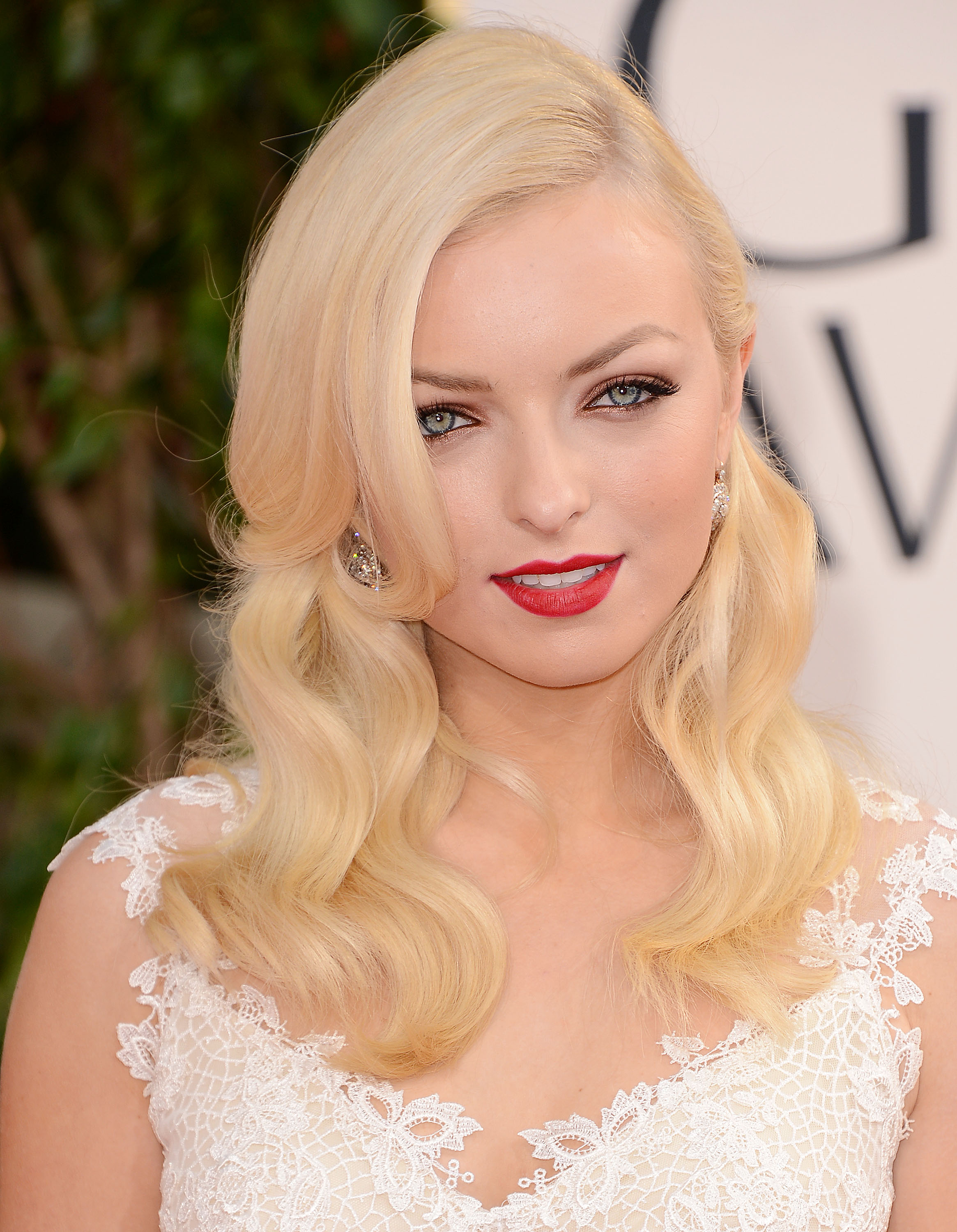 Francesca Fisher-Eastwood70th Annual Golden Globe Awards, Arrivals, Los Angeles, America - 13 Jan 2013