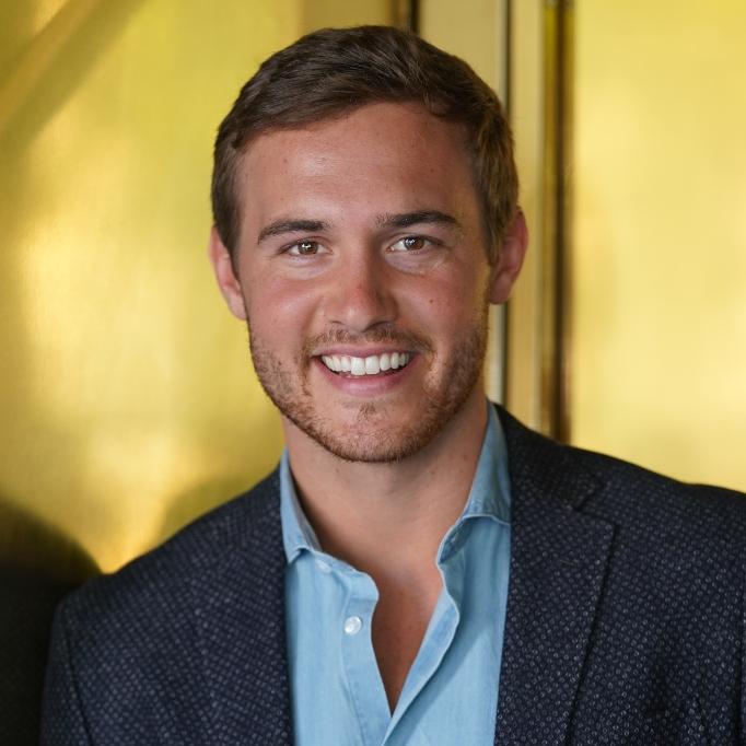 Former star of 'The Bachelor' Peter Weber
