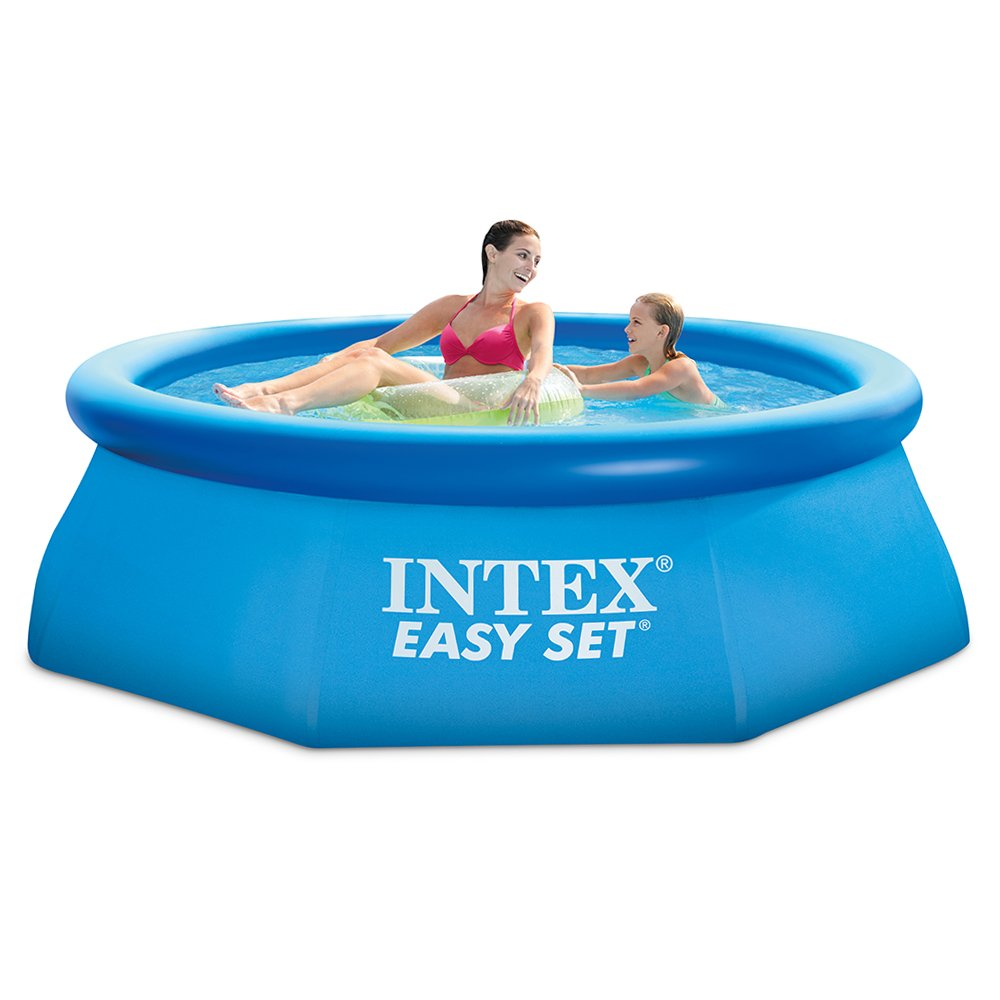 Intex 8ft X 30in Easy Set Pool Set with Filter Pump