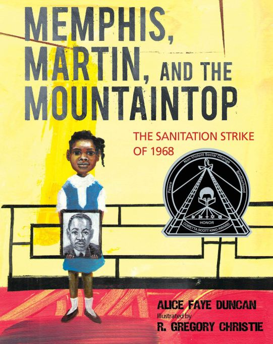 The Best Books to Read With Your Kids in Honor of MLK Day: Memphis, Martin, and the Mountaintop