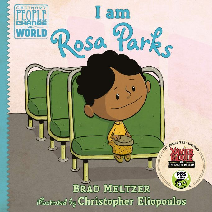 The Best Books to Read With Your Kids in Honor of MLK Day: I am Rosa Parks