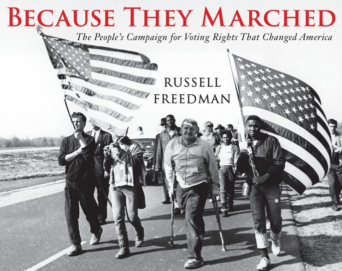 The Best Books to Read With Your Kids in Honor of MLK Day: Because They Marched