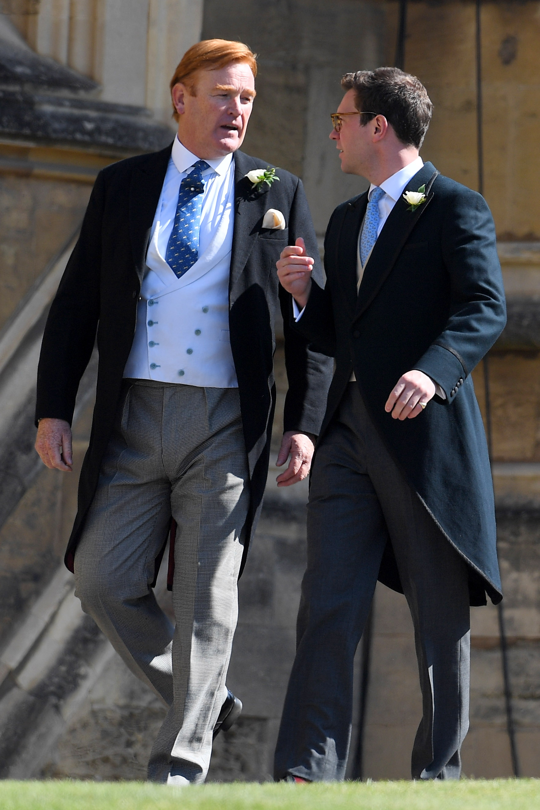 Mark DyerThe wedding of Prince Harry and Meghan Markle, Pre-Ceremony, Windsor, Berkshire, UK - 19 May 2018