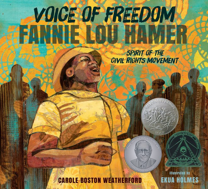 The Best Books to Read With Your Kids in Honor of MLK Day: Voice of Freedom
