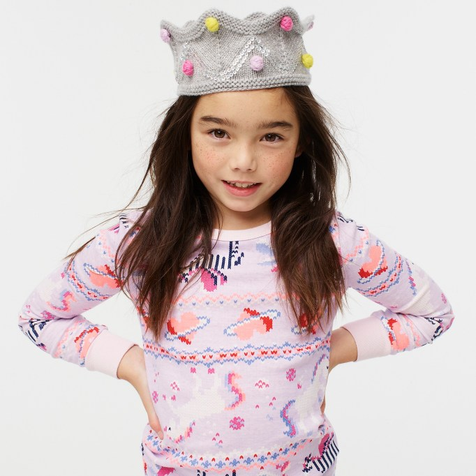 Kids Hats & Gloves to Stock Up On (Because You Know They've Lost Theirs Already): Cozy Crown Ear Warmer