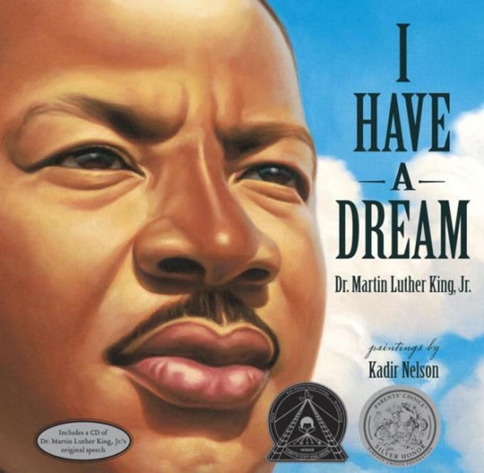 The Best Books to Read With Your Kids in Honor of MLK Day: I Have a Dream
