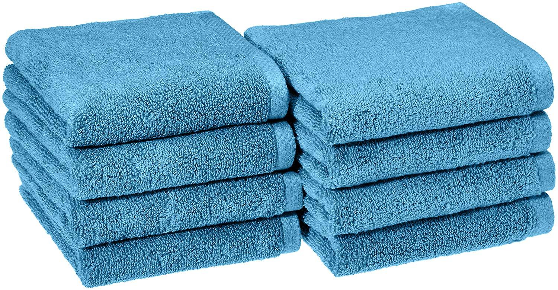 AmazonBasics Quick Dry Hand Towels