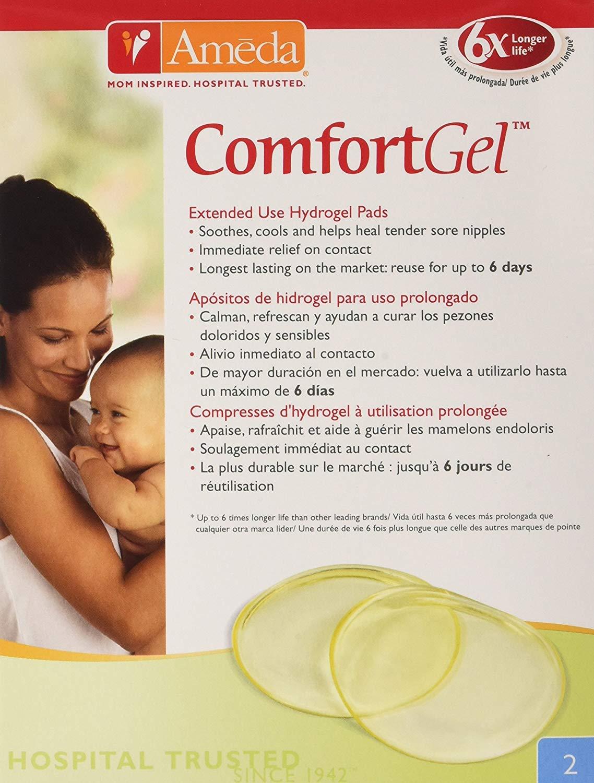 Ameda ComfortGel Soothing Breastfeeding Pads
