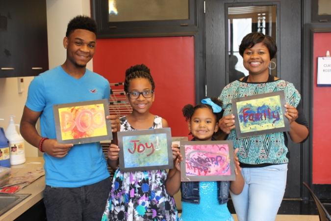 The Frist Nashville families