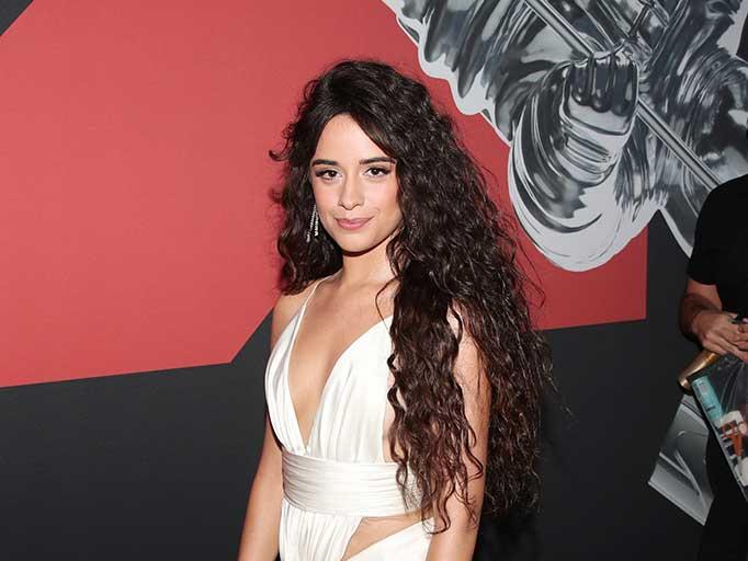 Grammy Nominees Names Camila Cabello