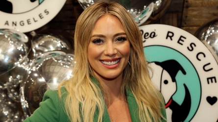 Hilary Duff Shared (Downright Dreamy) Wedding