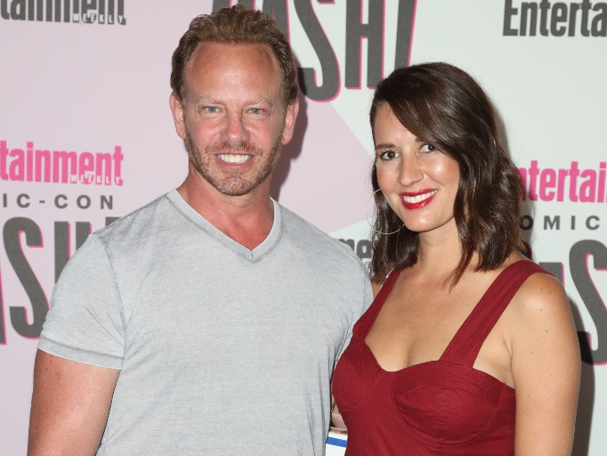 Ian and Erin Ziering
