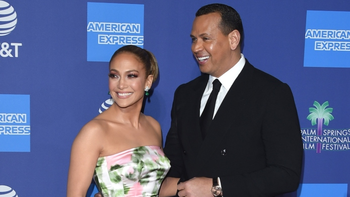 Jennifer Lopez Thanks 'Partner in Life'
