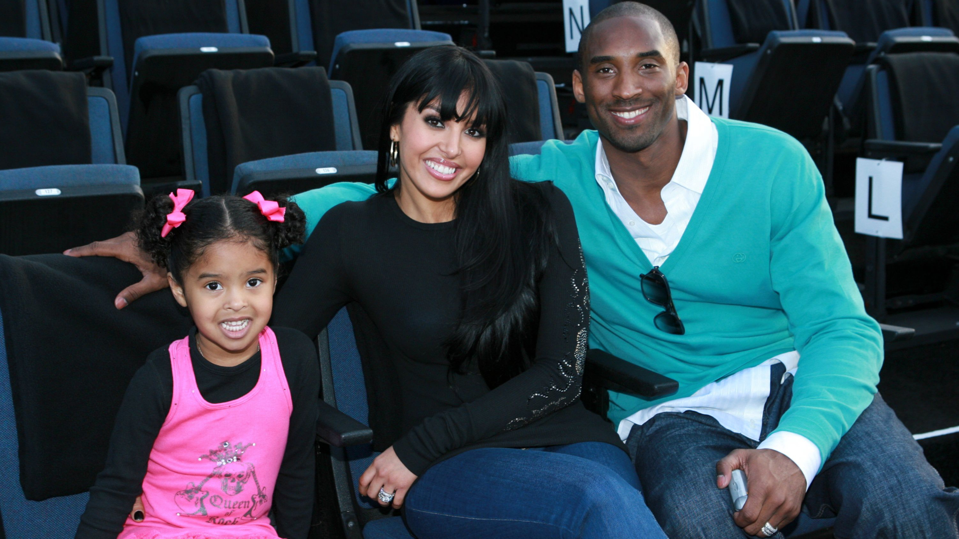 17 Heartwarming Photos Of Kobe Bryant With His Wife Daughters Sheknows