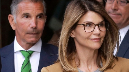College Admissions Scandal: Lori Loughlin Mossimo