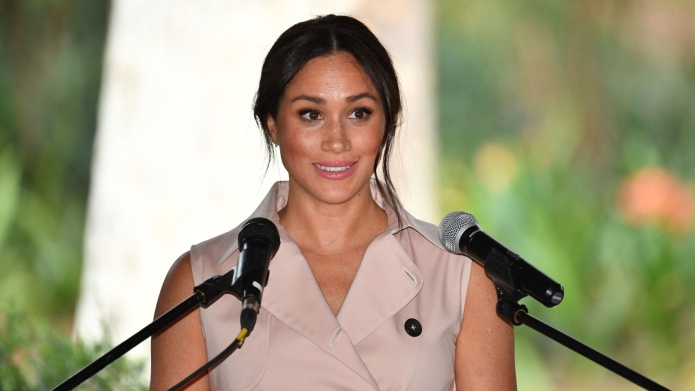 Meghan Markle's Father Admits He's 'Embarrassed'