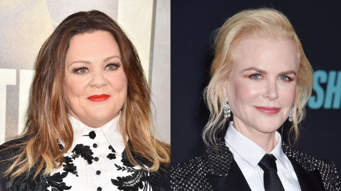 Composite Image: Melissa McCarthy and Nicole