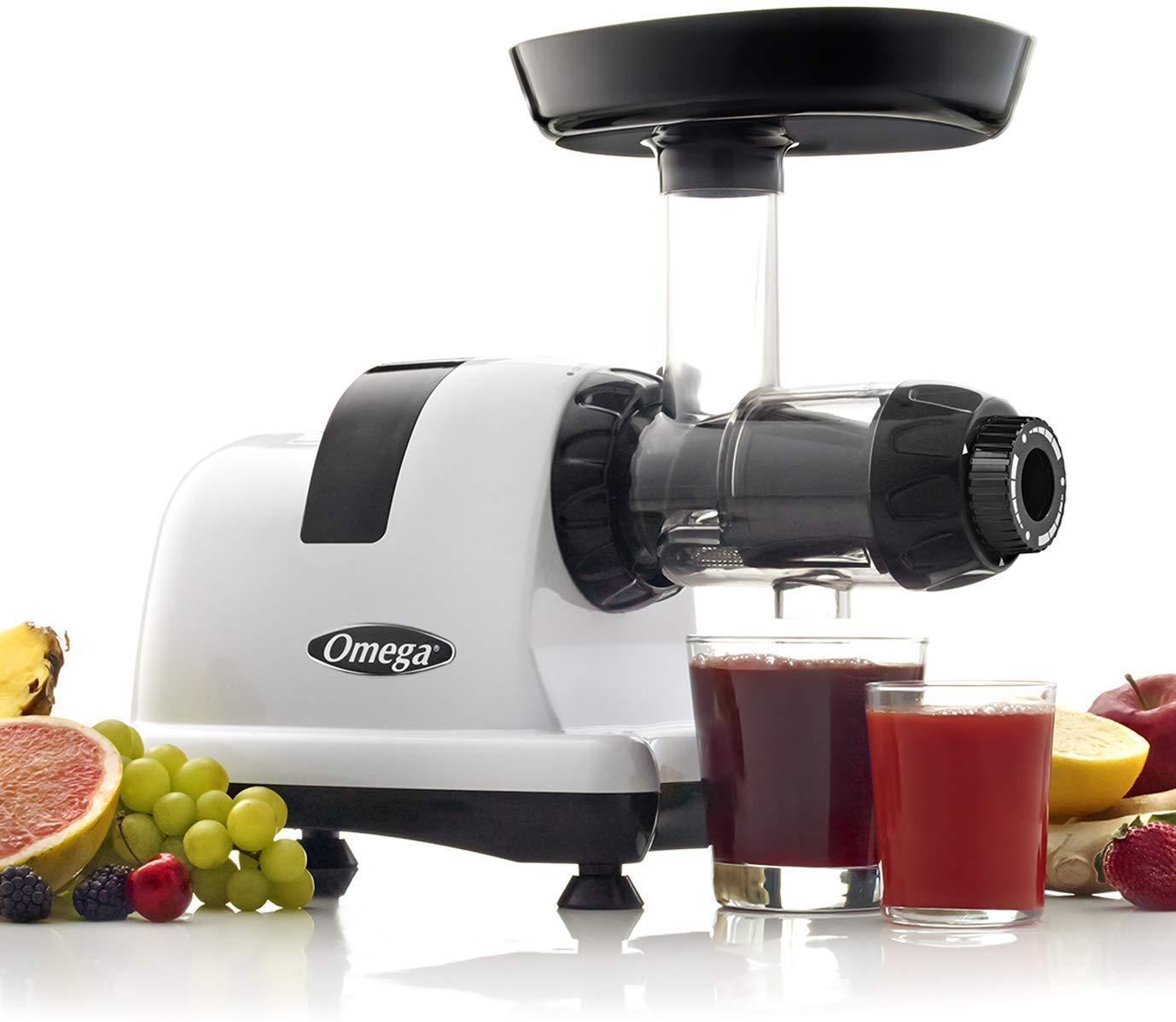 Omega J8006HDS Slow Masticating Juicer