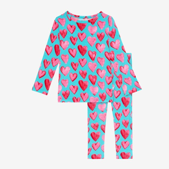 Best Valentine's Day Gifts for Kids Posh Peanuts Pajamas