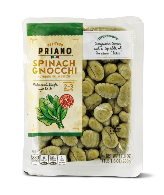 Priano Gnocchi Assorted Varieties