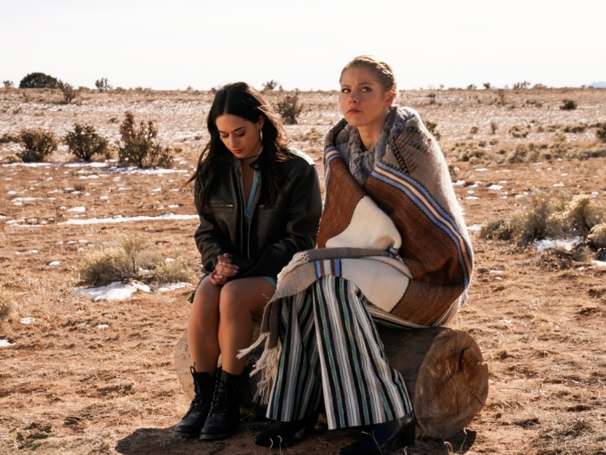 Still from 'Roswell, New Mexico'