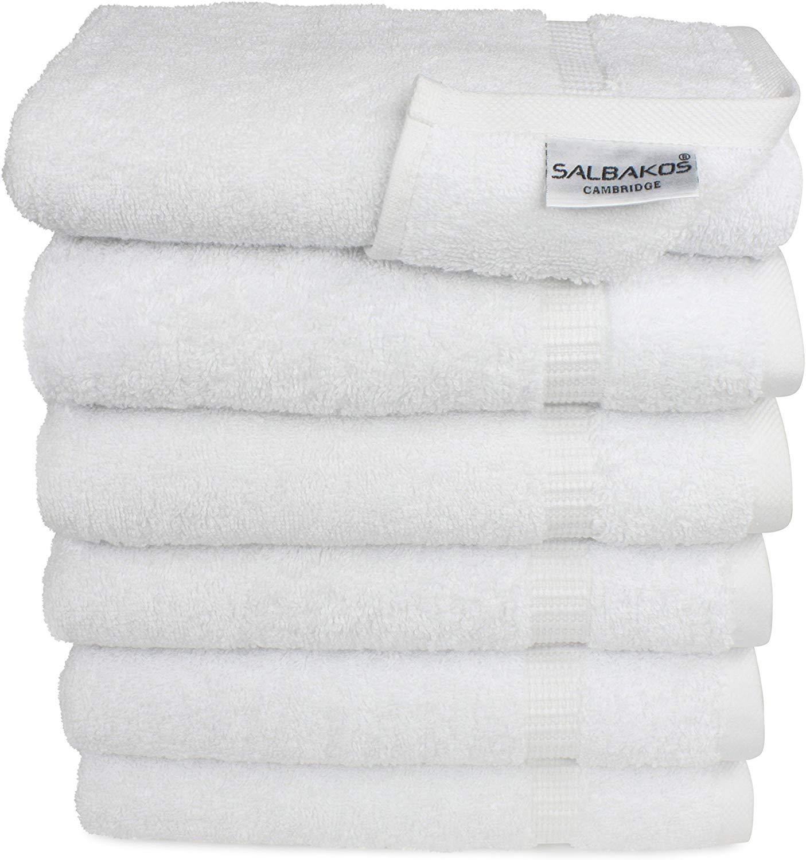 SALBAKOS Turkish Cotton Hand Towels