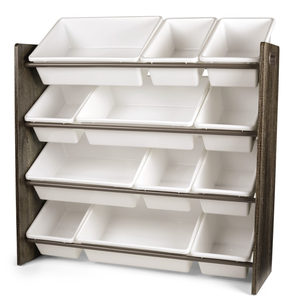 SOHL Furniture Kids 4 Tier Organizer