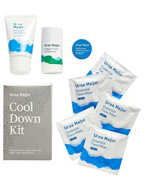 Workout Recovery Kit Essentials | Ursa Major Cool Down Kit
