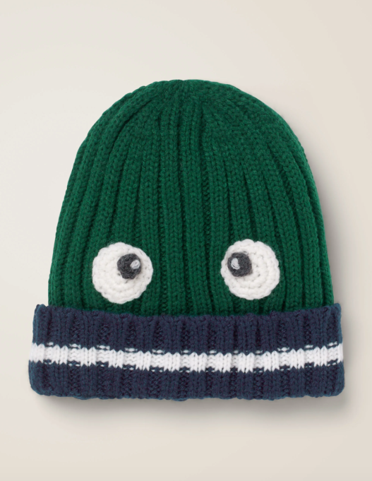 Kids Hats & Gloves to Stock Up On (Because You Know They've Lost Theirs Already): Monster Hat