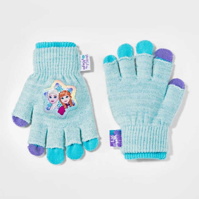 Kids Hats & Gloves to Stock Up On (Because You Know They've Lost Theirs Already): Frozen Gloves