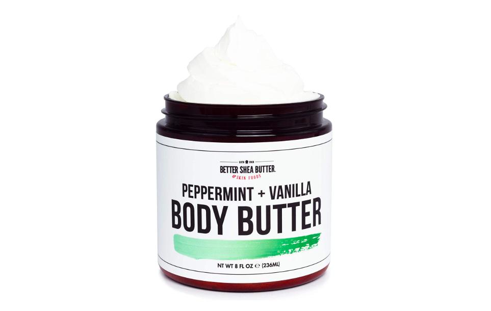 Best body butter creams shea butter