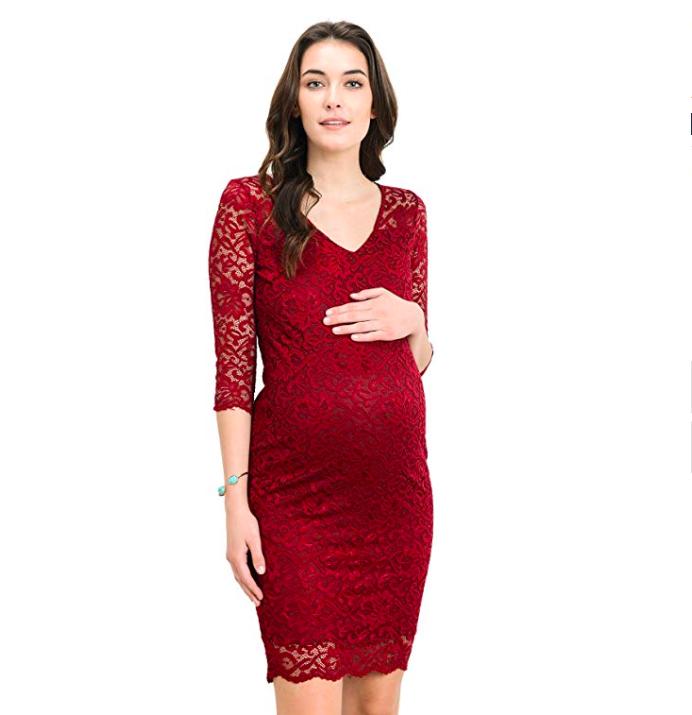 best maternity formal dresses