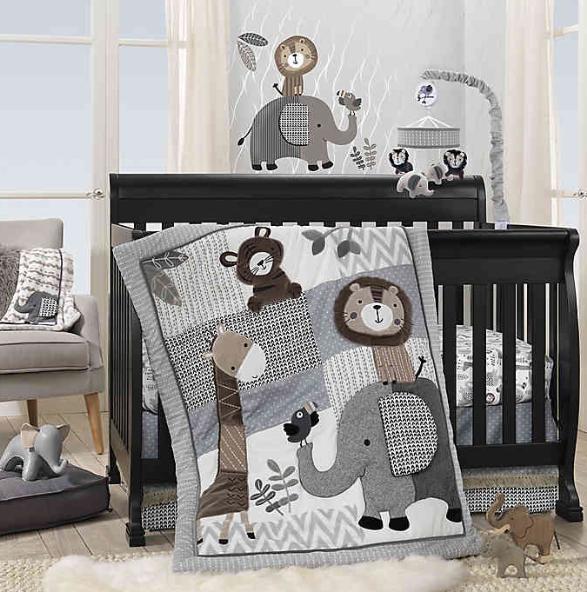 Crib bedding levtex BuyBuy Baby