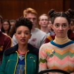 Patricia Allison, Aimee Lou Wood, Sex Education, Netflix