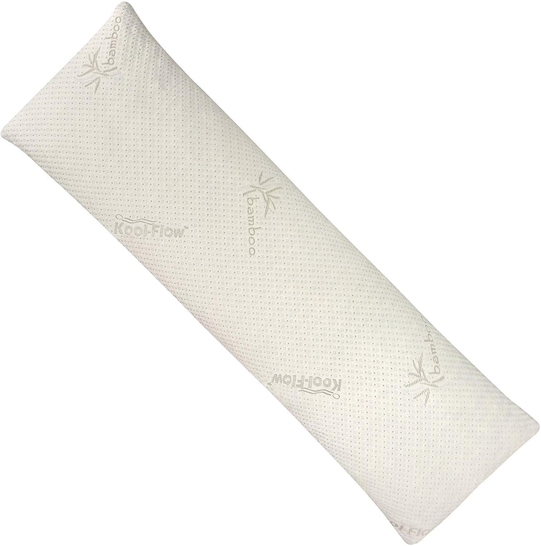 Snuggle-Pedic Shredded Memory Foam Body Pillow