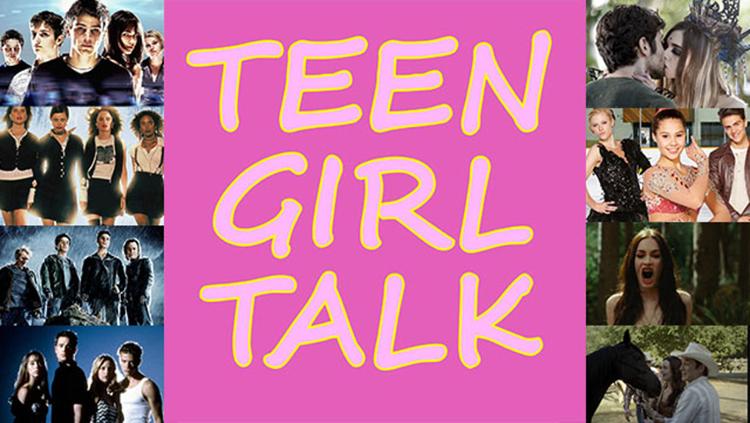 Teen Girl Talk Podcast.