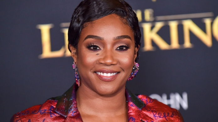 Tiffany Haddish at 'Lion King' premiere