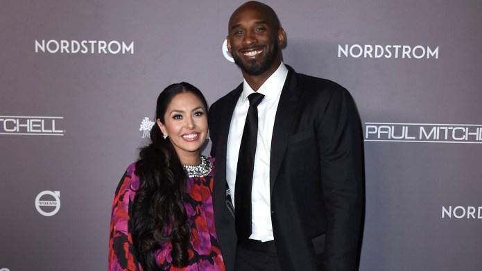 Vanessa Bryant Shares Tribute to Kobe