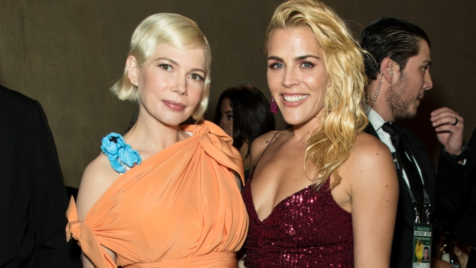 Michelle Williams, Busy Philipps at 2020