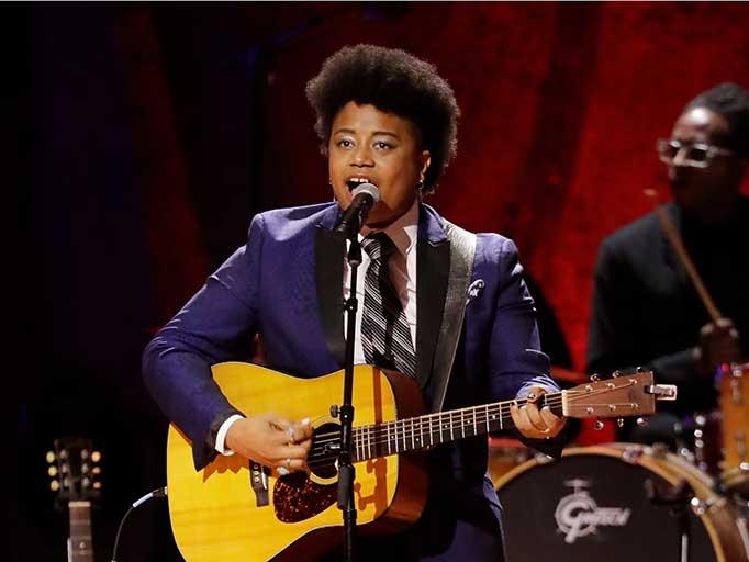 Grammy Nominees Names Amythyst Kiah