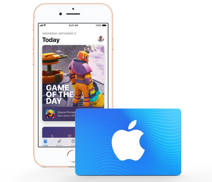 Best Valentine's Day Gifts for Kids Apple Gift Card