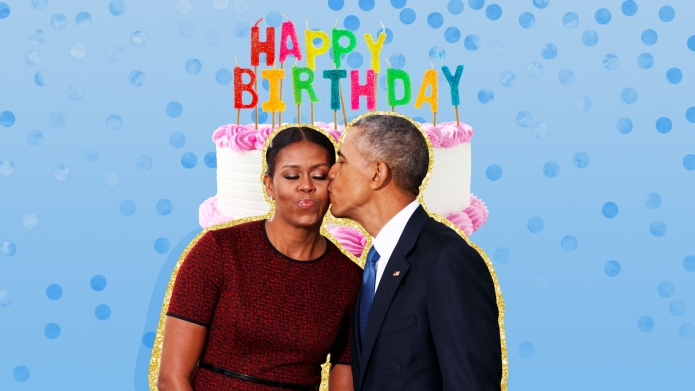 Barack Obama Always Wishes Wife Michelle