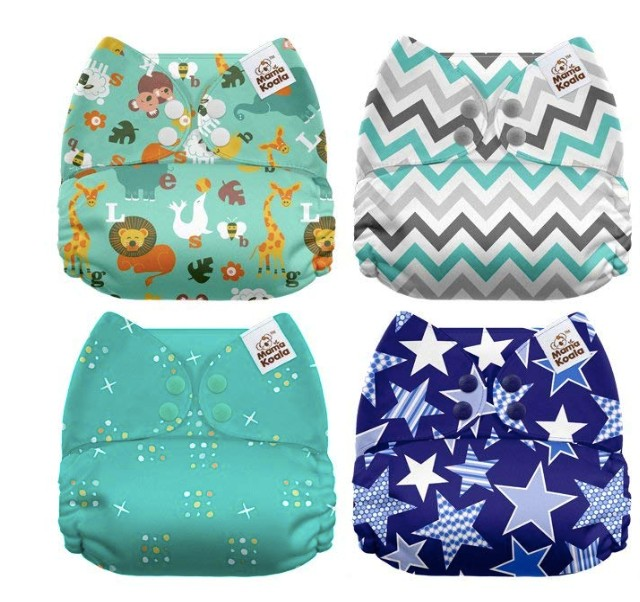 Mama Koala Cloth Diapers