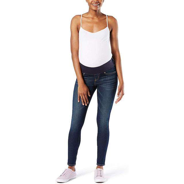 best-maternity-jeans-levis