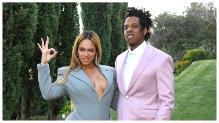 Beyoncé & Jay-Z Host Roc Nation's
