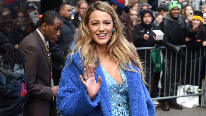 Blake Lively Hilariously Admits That Daughter